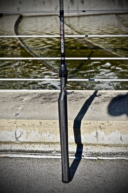 Edge Rods First Strike Cast ISR 694-1 Handle and Decal