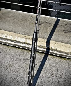 Edge Rods Black Widow Spin StR 1264-2 Handle and Decal